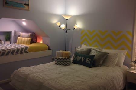 The Bradley Zen Room - Virginia Beach