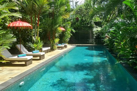 Sandat junior suite by Sasi Karo retreat Ubud - Ubud - Bed & Breakfast