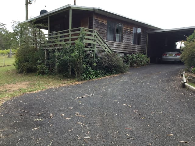 Large 2 bedroom guest house.