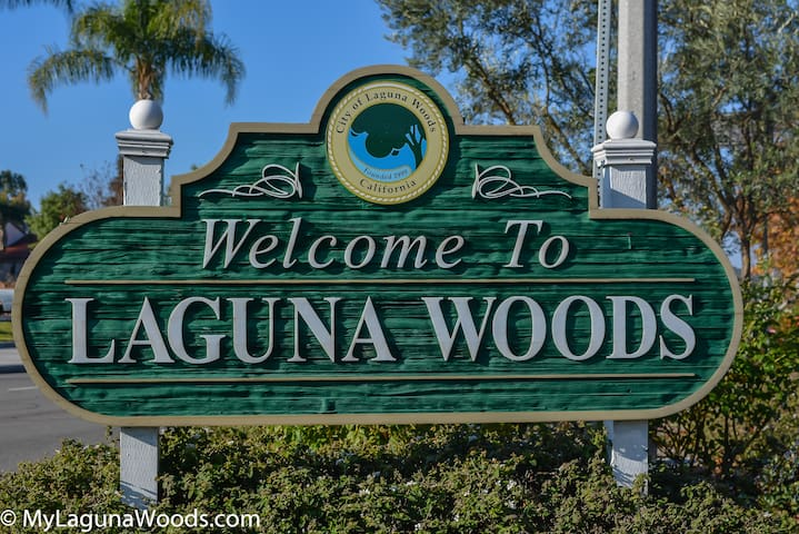 Private Room in Safe Gated Community! Near Beach! - Laguna Woods - Apto. en complejo residencial