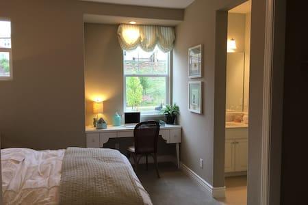 Villa Fremont Condo - Fremont - Bed & Breakfast