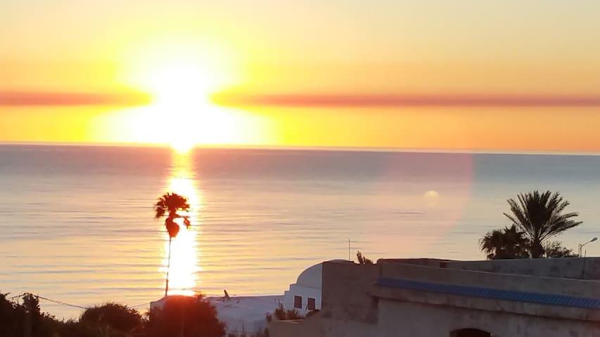 10 Ras jebel plage hassane - Résidence de vacances