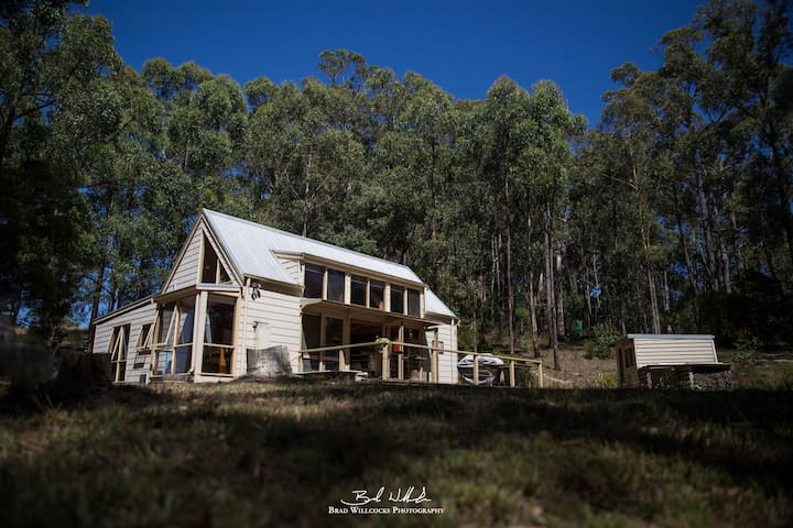 Glimpses of Gippsland - private country cabin
