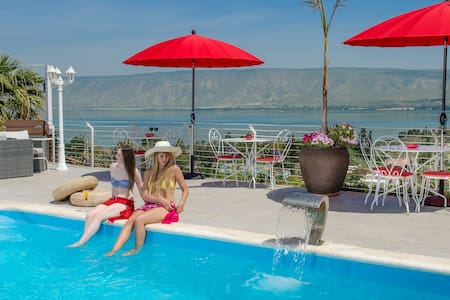 Camila Resort- Sea Of Galilee - Kinneret - Loft