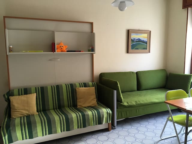 Apartment on the Ligurian Riviera