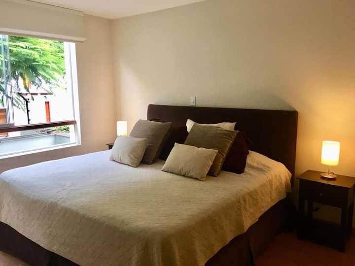 Habitación Grande en Zona Hotelera de Miraflores