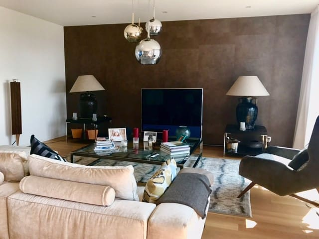 Sublime appartement attique, vue Lac à Genève - Genf - Wohnung