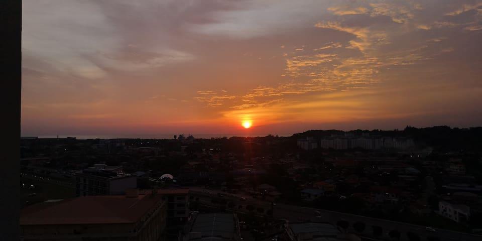 Sunset view★27Homestay➁ FREE Airport pickup