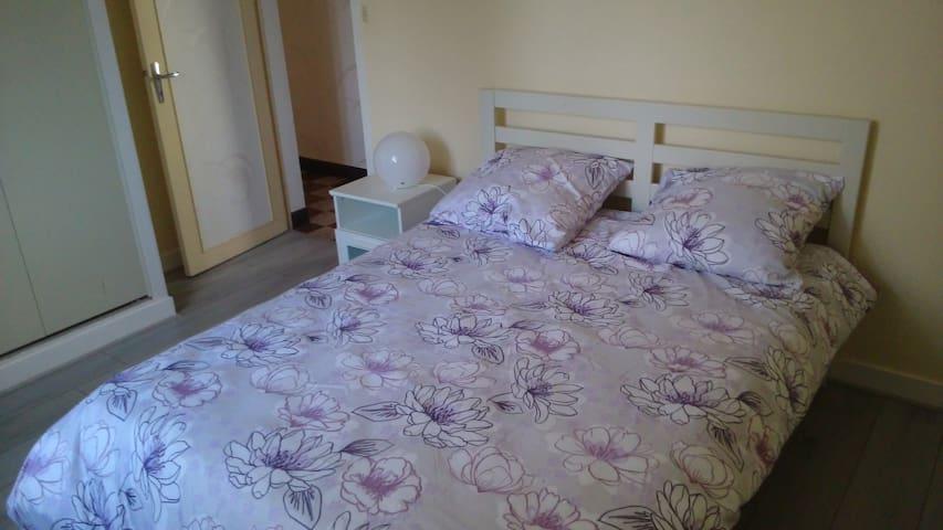Blois, logement indépendant pour 4 personnes