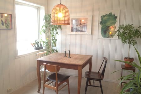 Cozy appartement with panorama view - Bergen - Appartement