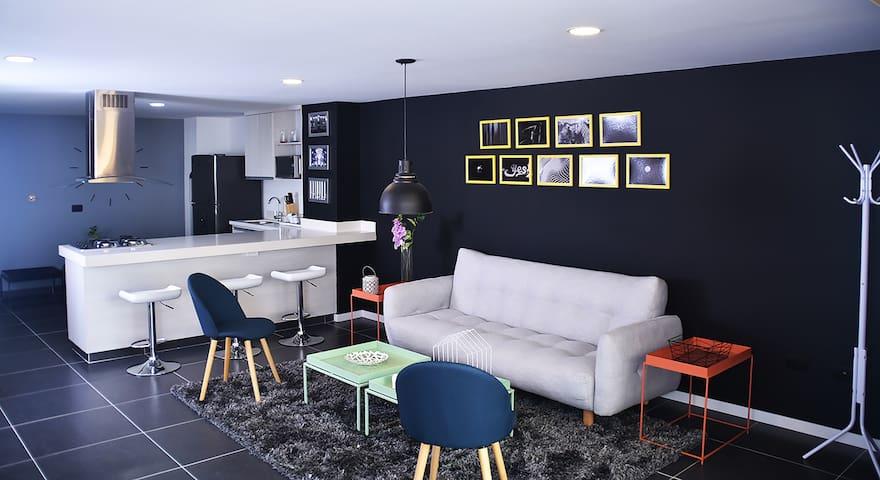 Exclusivo apartamento Deluxe 201