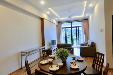 Bee Farm View Residence - 3KM to BOH @ The Retreat
