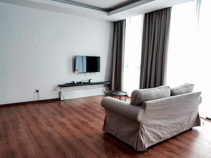 优惠RM118@古晋豪华公寓VIVACITY MEGAMALL