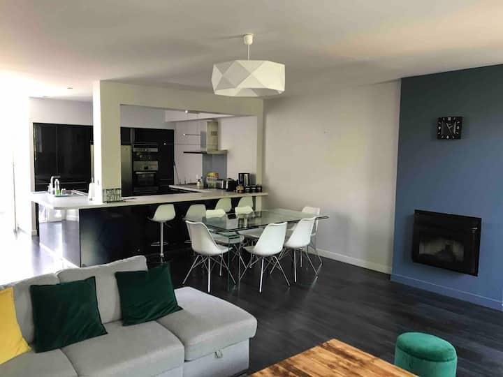 Bel appartement  proche hyper centre avec terrasse