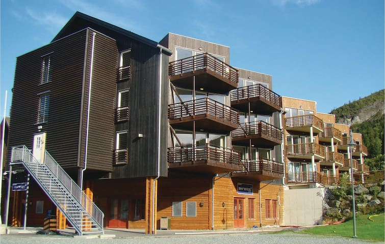 Holiday apartment with 3 bedrooms on 78m² in Hemsedal