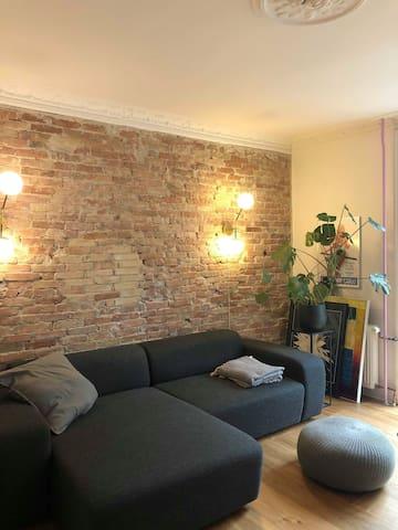 Lovely apartment in the heart of Copenhagen