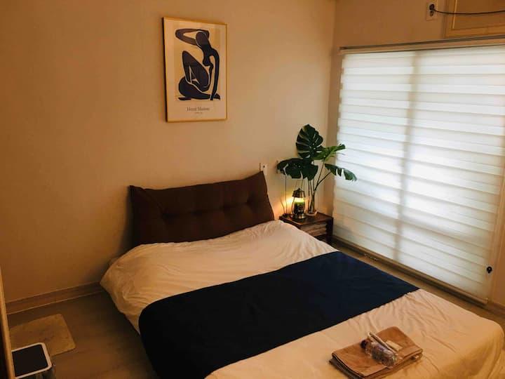 [유성시외버스터미널 1분. 구암역 5분. 알콜소독] Matisse House