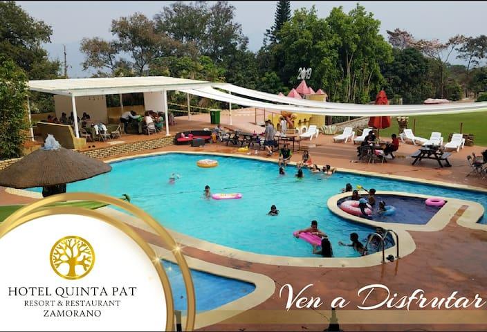 Hotel Club Quinta Pat, Zamorano SUITE#1