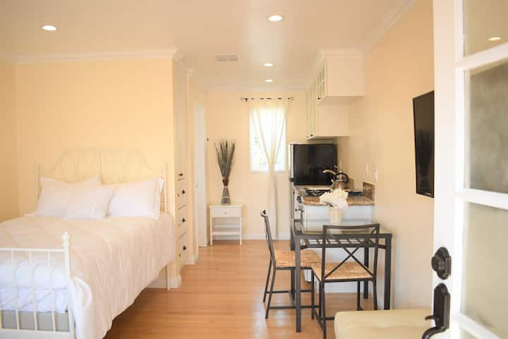 Suite #11 at 10th & Wilshire, Santa Monica