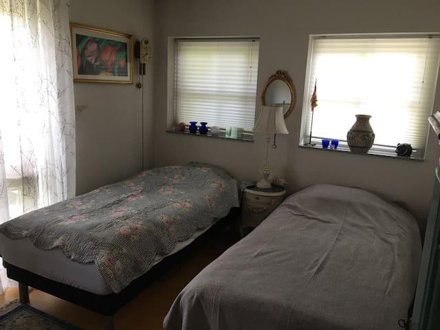 Bedroom 2 / Soveværelse 2