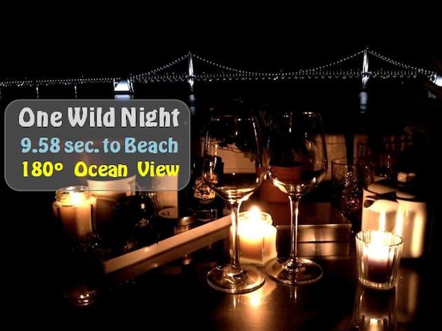(Beach Front) A wild night Botanic Cafe_ENG Fluent - Suyeong-gu - Apartment