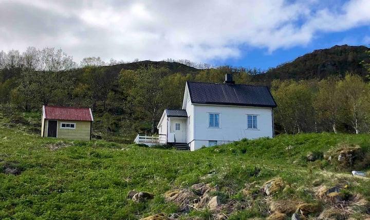 Husvågen gjestehus Bø i Vesterålen