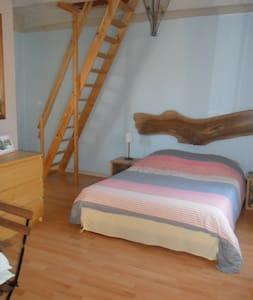 Chambres d'hôtes au calme (petit-déjeuner compris) - Bed & Breakfast