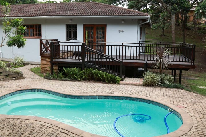 Hlekweni (Place of laughter) Southbroom - Southbroom - Casa