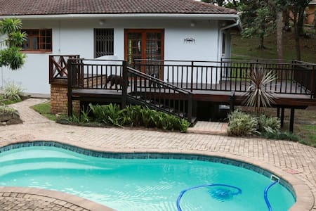Hlekweni (Place of laughter) Southbroom - Southbroom