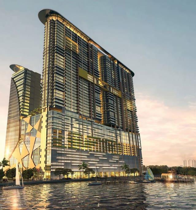 Luxury condo located at heart of Melaka