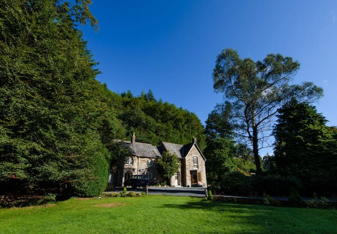 Ladye Park Luxury Country Home Cornwall 2-12ppl