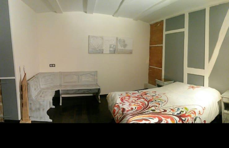 Chambre au coeur du vieux Soultz - Soultz-Haut-Rhin - Dům