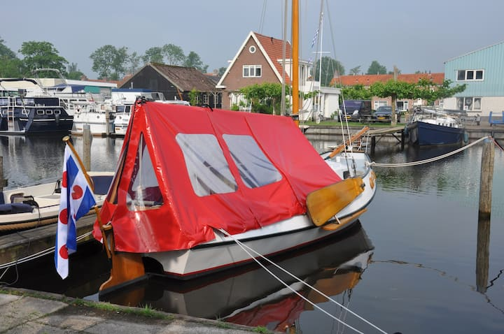 Bed en Bootje in Uitwellingerga