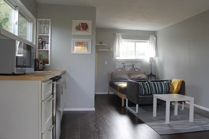 Newly Remodeled West Seattle Studio - Seattle - Dom