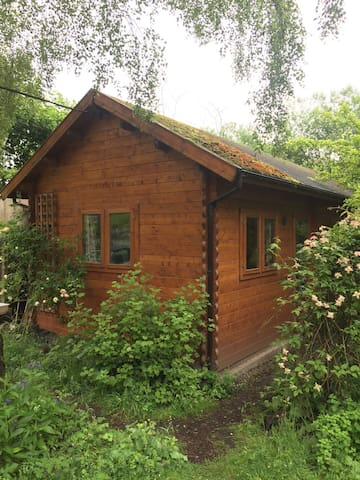 Self contained chalet in Shropshire - Shrewsbury