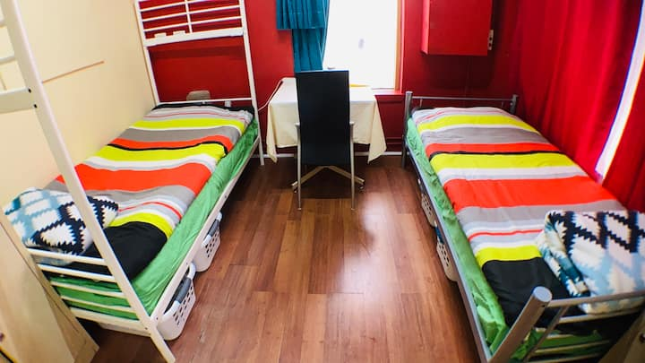 Room5B-Lili's Most affordable Share Room
