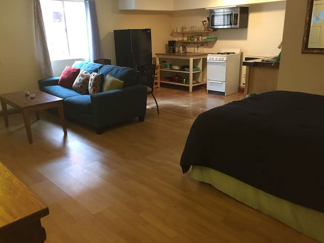 Wrightwood Village Studio Full Ktcn WiFi3mi MtHigh
