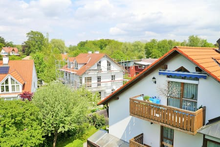 Holiday by the lake! - Schondorf am Ammersee - Apartment
