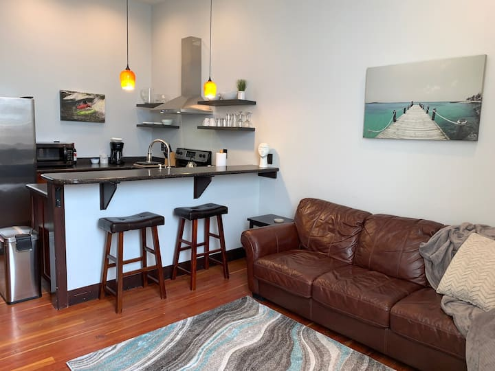 Beautiful Downtown Kalispell Condo