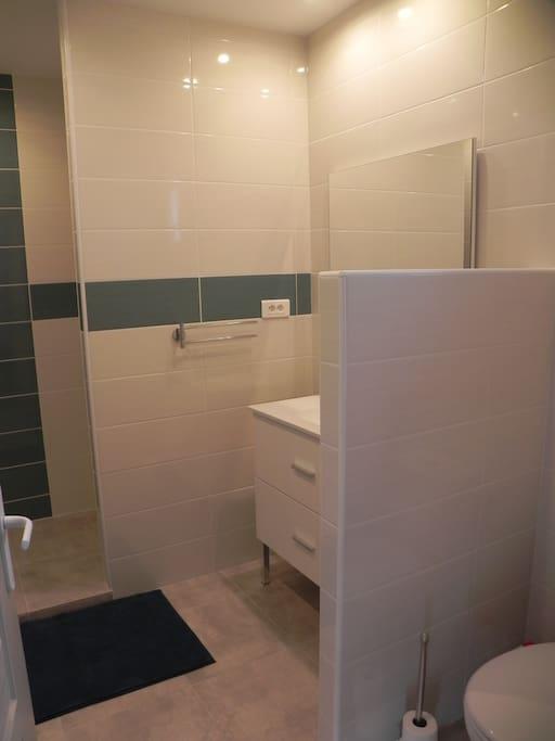 Salle de douches / Wc