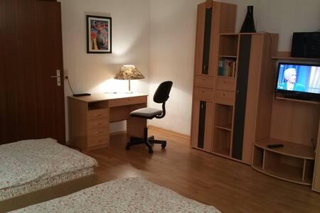 1-Zimmer Apartment / Neubau im EG mit Gärtchen - Hannover - Apartment