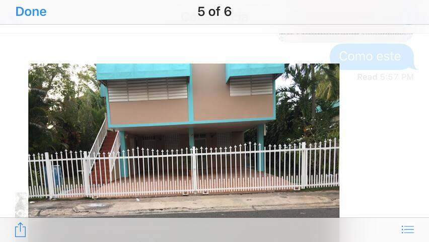 Casa Peace Haven/ 2 Separate Rental near the Beach - Aguada - Casa