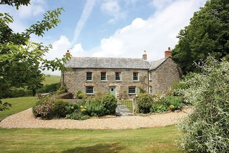 Trencreek Farmhouse - Tregony