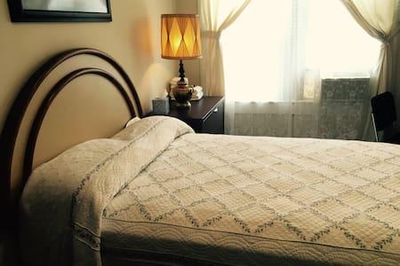 Cozy Room Near Bethel Woods and Villa Roma #15 - Kenoza Lake - Hus