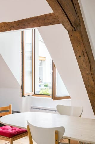 Petit Appartement de Charme au coeur de Paris - Paris-4E-Arrondissement - Apartemen