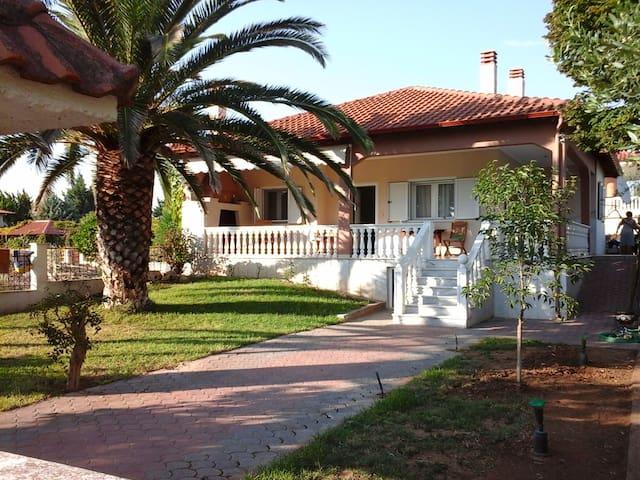 YOUR NICE HOUSE - Νέα Πλάγια Χαλκιδικής - House
