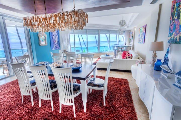 Marbella Beach Penthouse Condo - Juan Dolio - Apartment