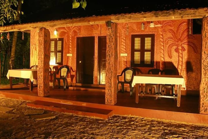 Beautiful Private room near Marari Virgin beach