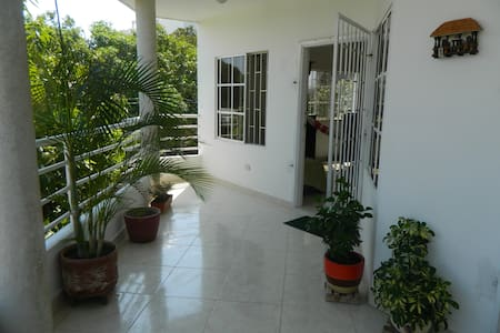 Double Private Room + breakfast included! - Santa Marta - Apartment
