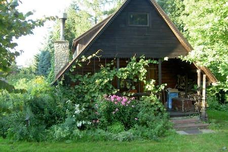 Bielsko-Biała domek drewniany Beskid Śląski. - Bielsko-Biała - Gästhus